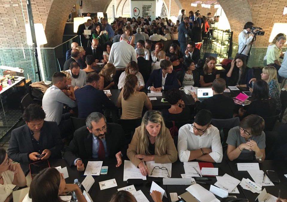 Terza Edizione Stati Generali della nuova comunicazione e assemblea associazione. 6 ottobre, Ancona