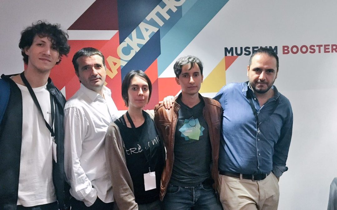 La prima volta di #PASocial in un hackathon: 36 ore al MAXXI per riprogettare la visita a un museo