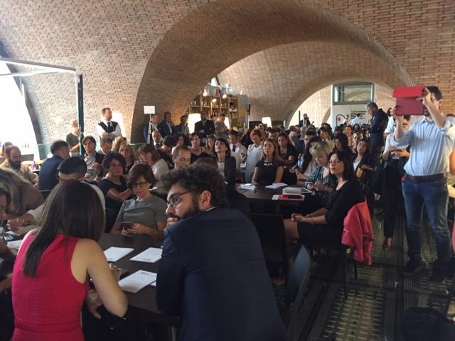Presentazione Associazione PA Social. Il report dei 10 tavoli di lavoro