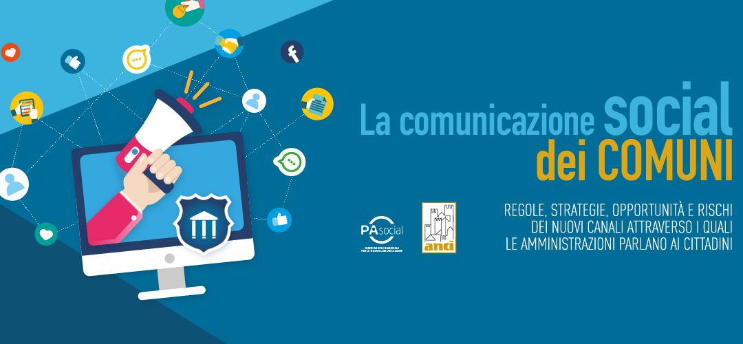 I social per la comunicazione dei Comuni: Anci e PA Social promuovono un percorso di formazione