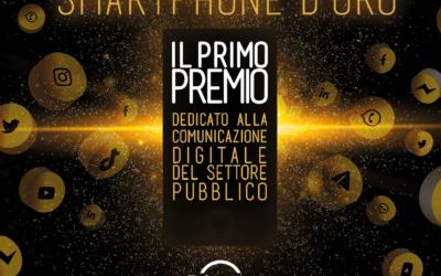 Smartphone d'Oro, il primo premio italiano dedicato alla comunicazione pubblica digitale