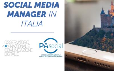 Social media manager, PA, utilities: PA Social traccia l'identikit di 9500 professionisti