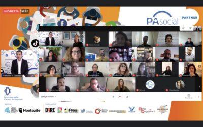 E' l'ora della svolta digitale: PA Social lancia una petizione per accelerare la riforma della legge 150 sulla comunicazione pubblica