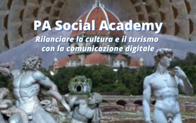 Rilanciare la cultura e il turismo con la comunicazione digitale: torna la PA Social Academy