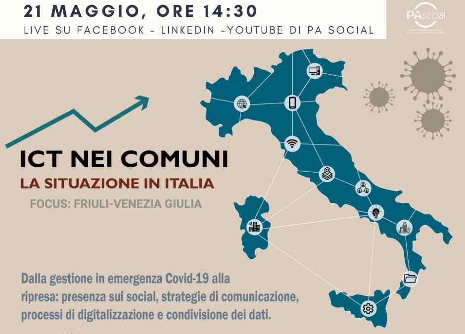 ICT nei Comuni – La situazione in Italia