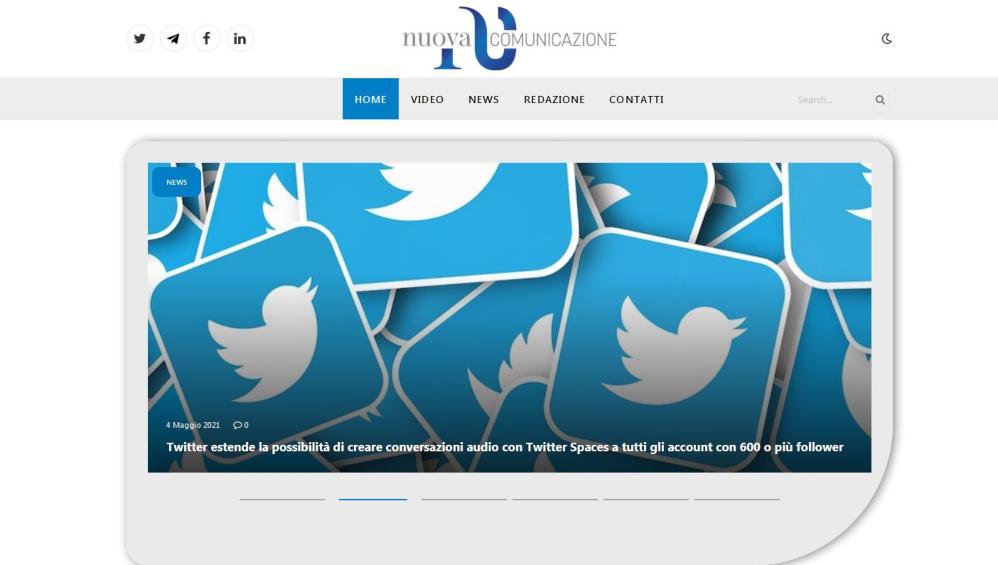 Nuovo logo e restyling grafico: volto rinnovato per cittadiniditwitter.it, la prima testata italiana dedicata alla comunicazione e informazione digitale