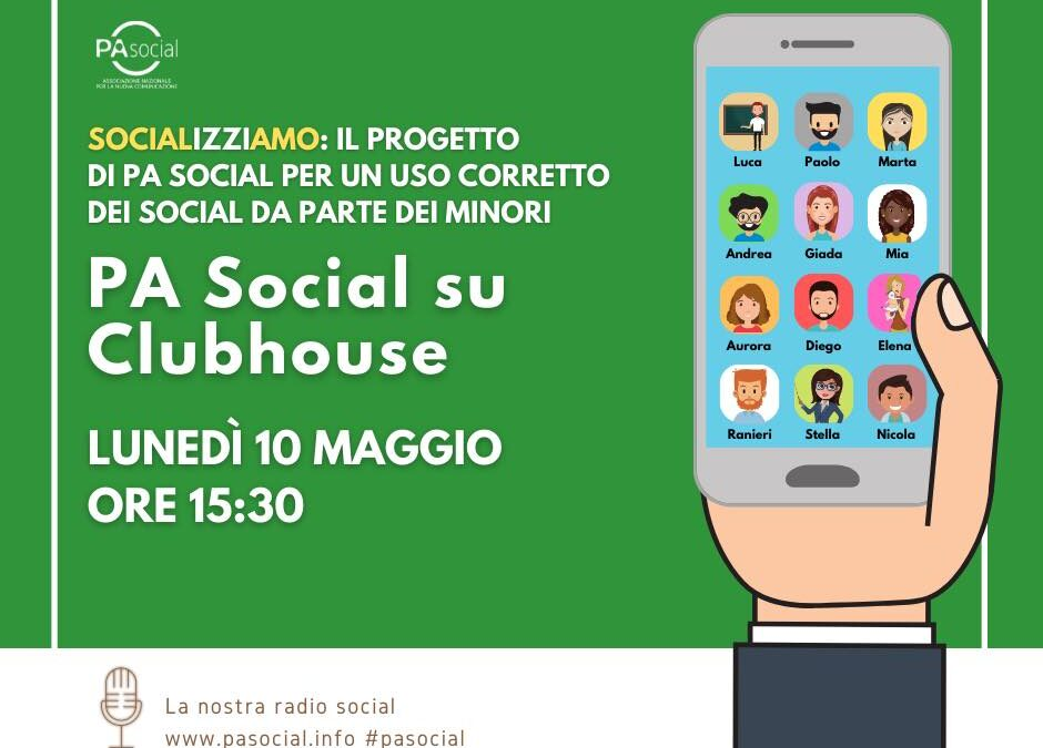 SocializziAmo: il progetto di PA Social per un uso corretto dei social da parte dei minori