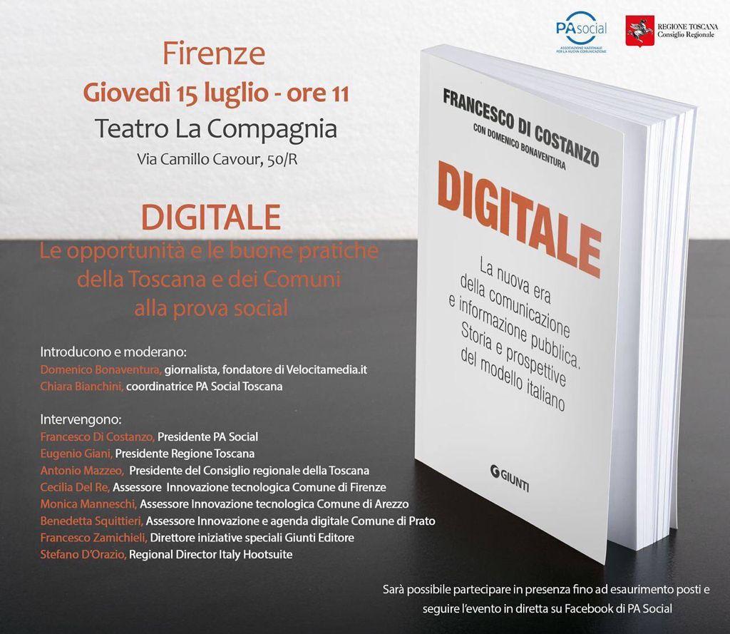 presentazione Digitale 15 luglio